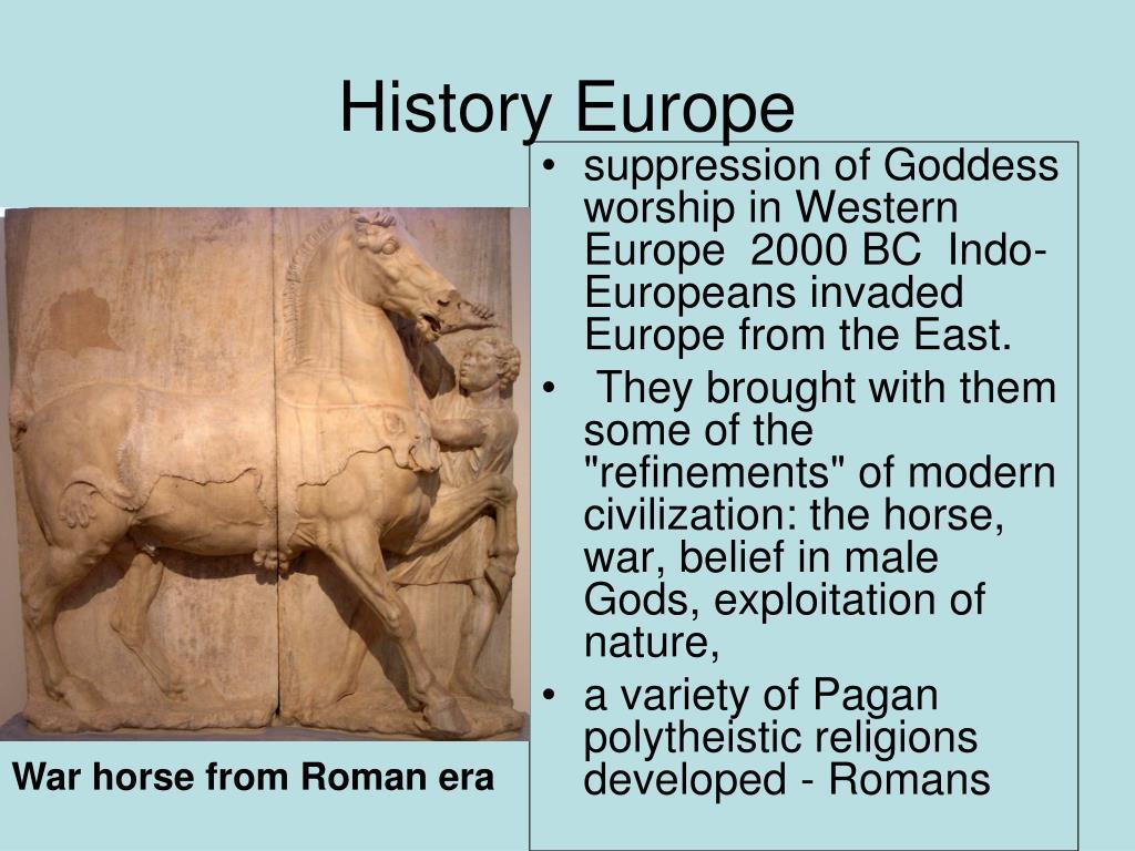 History Europe