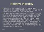 relative morality14