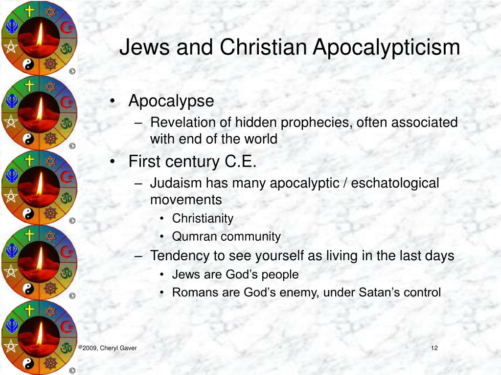 Jews and Christian Apocalypticism