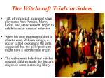 the witchcraft trials in salem31