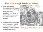 the witchcraft trials in salem32