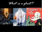 what is a ghost5