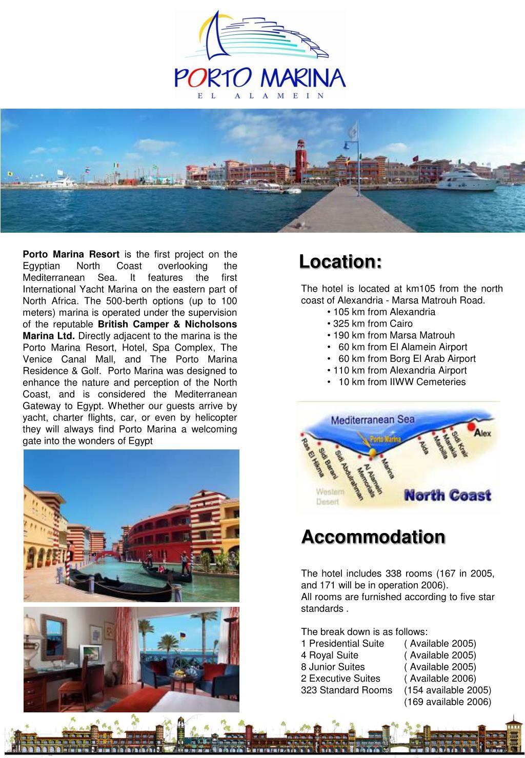 Porto Marina Resort