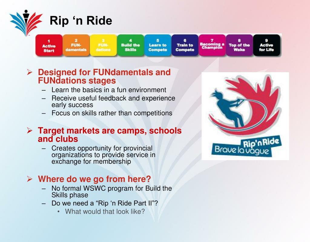 Rip 'n Ride