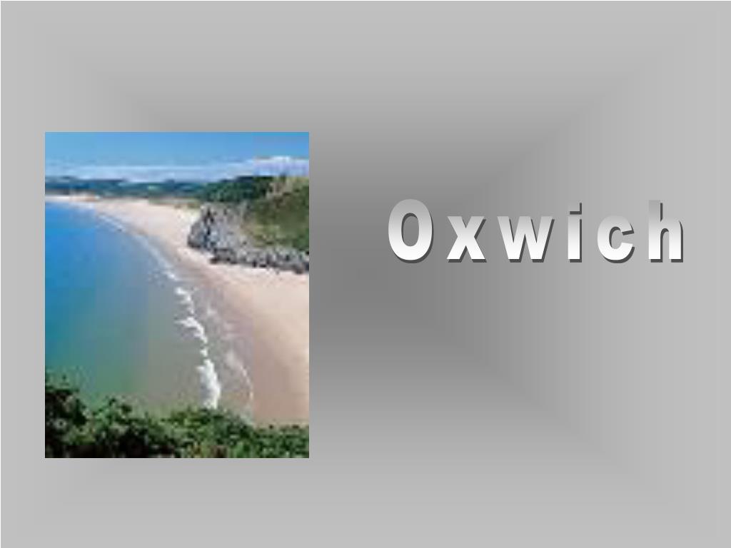 Oxwich