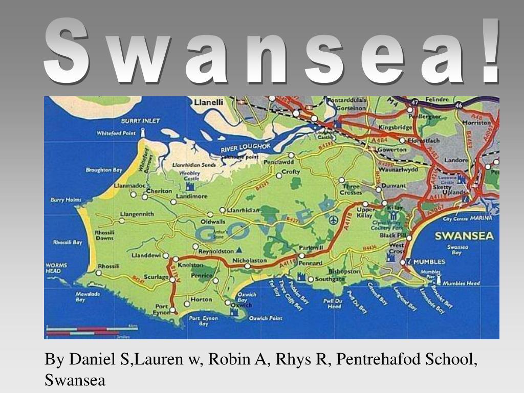 Swansea!