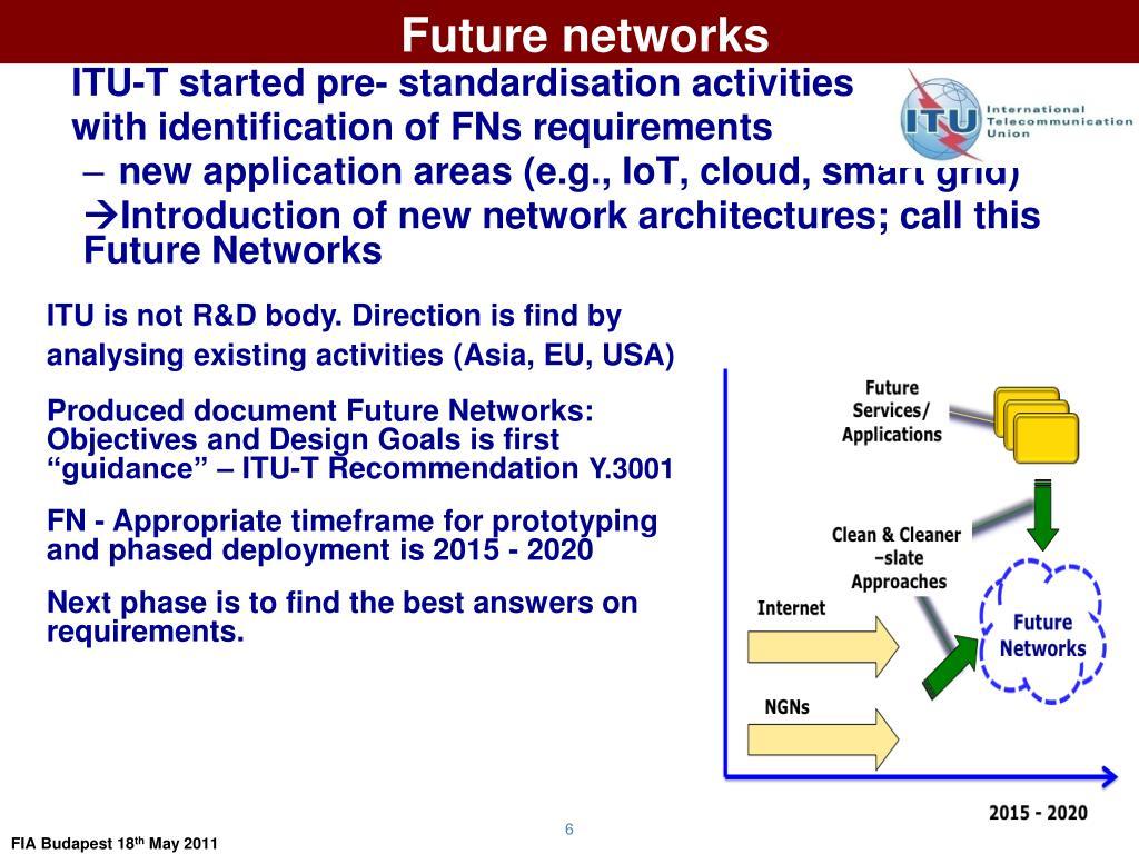 Future networks