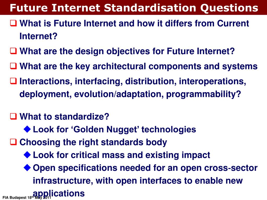 Future Internet