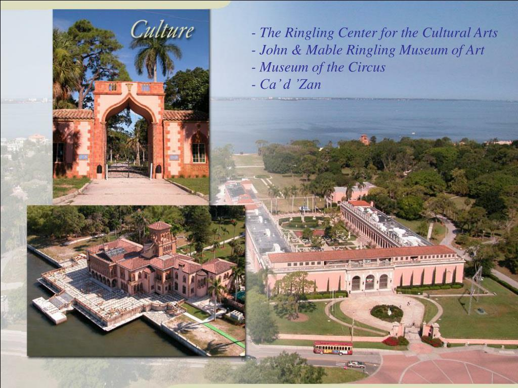 - The Ringling Center for the Cultural Arts