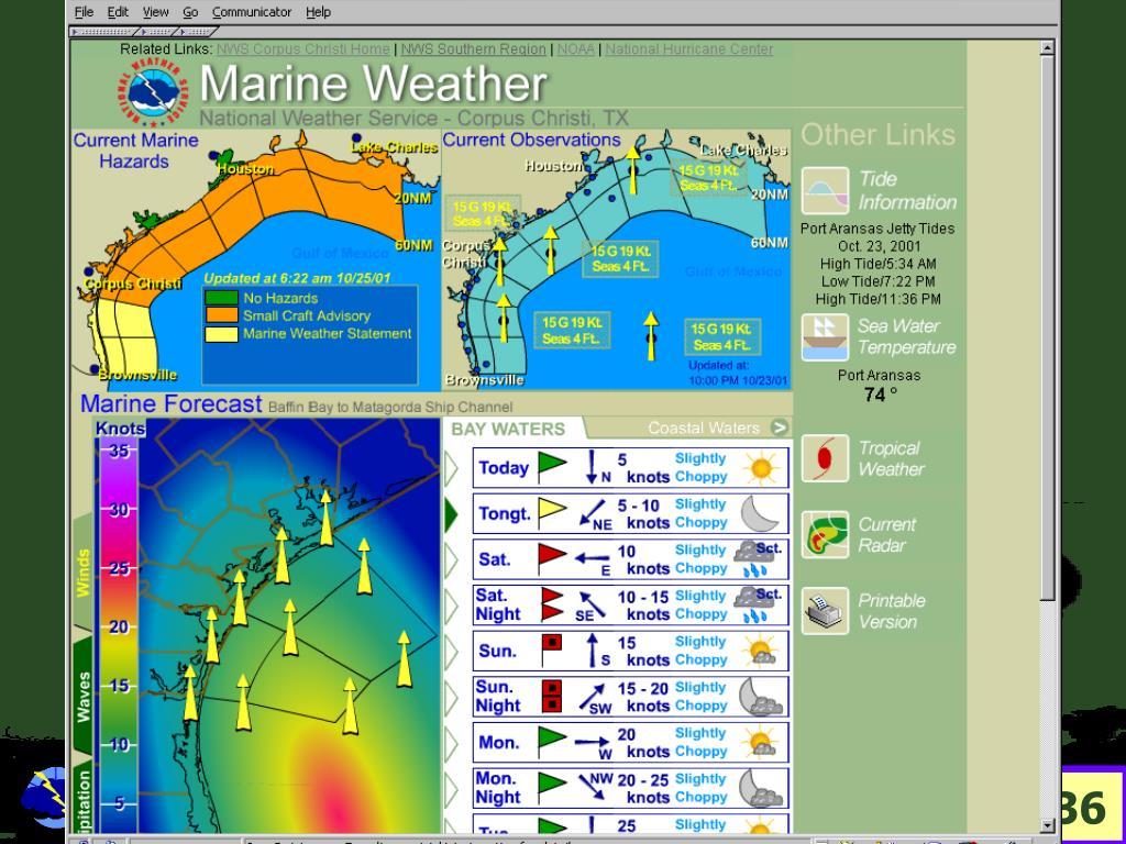 Paxton/Marine Web
