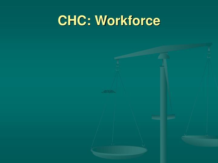 CHC: Workforce
