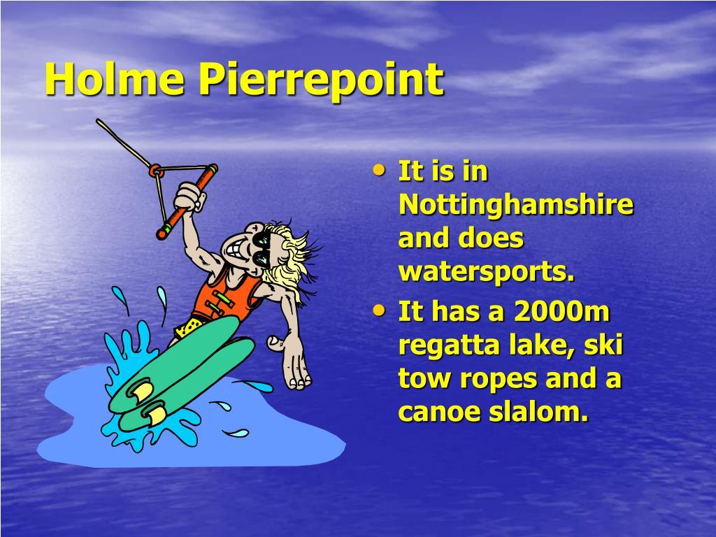 Holme Pierrepoint