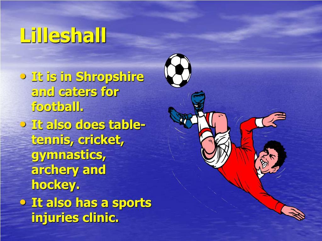 Lilleshall