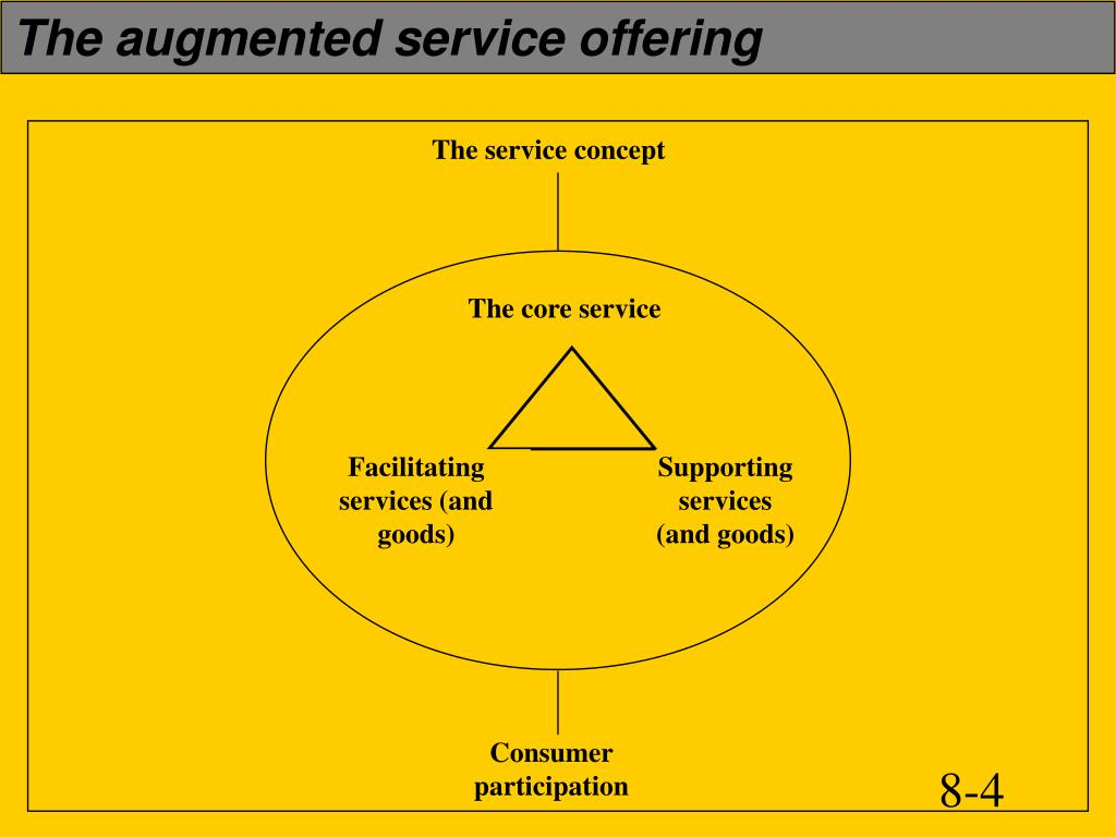 The service concept