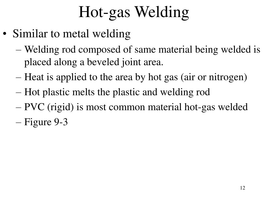 Hot-gas Welding