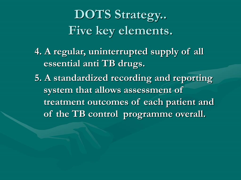 DOTS Strategy..
