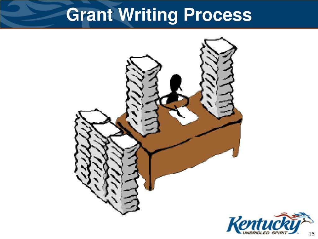 Grant Writing Process
