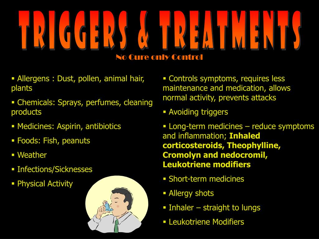 Triggers & Treatments