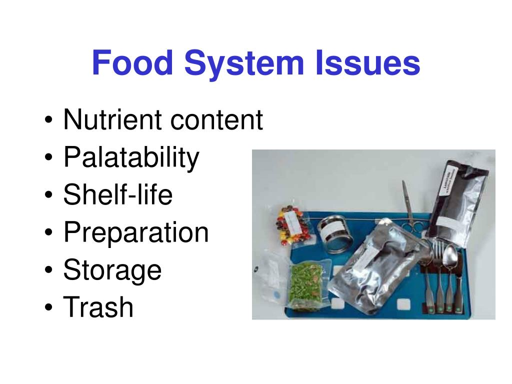 Food System Issues