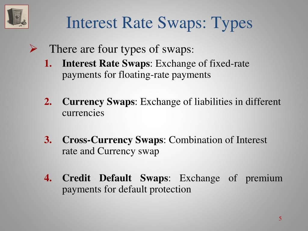 PPT - Interest Rate Swaps PowerPoint Presentation - ID:765524