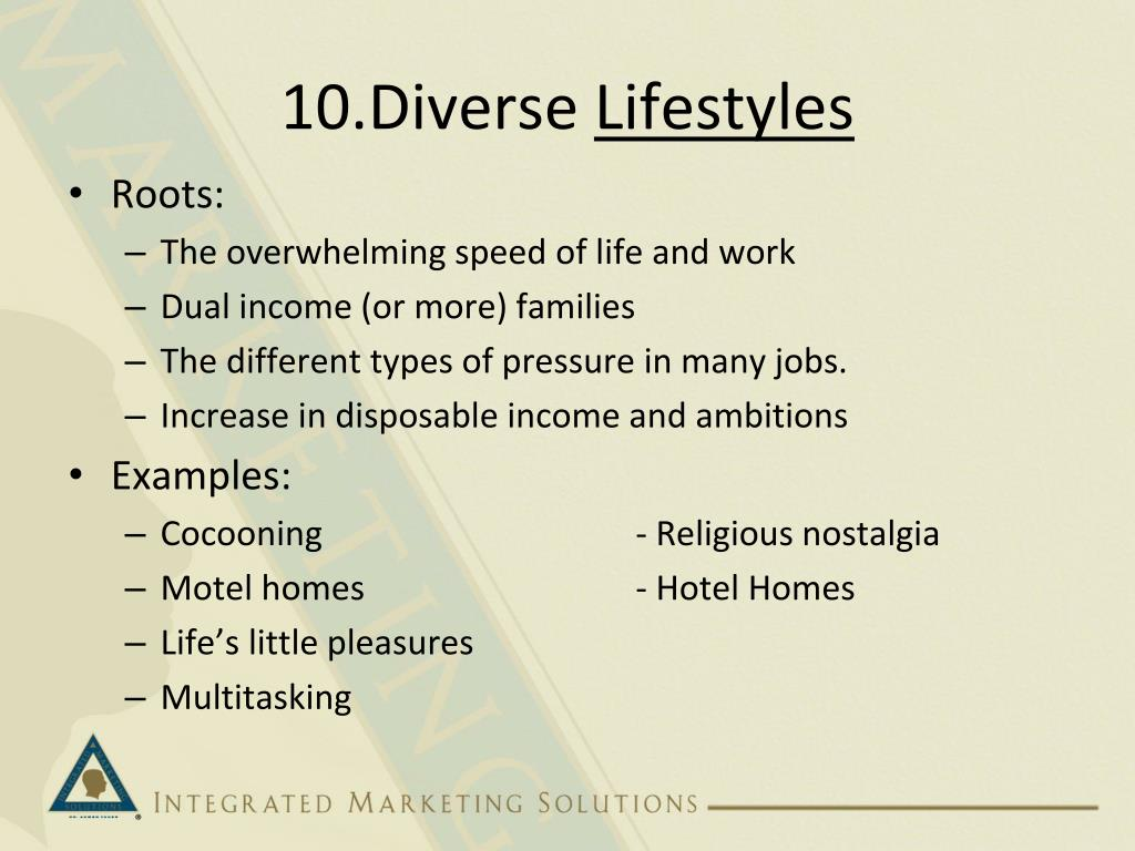 10.Diverse