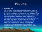 pbl units50