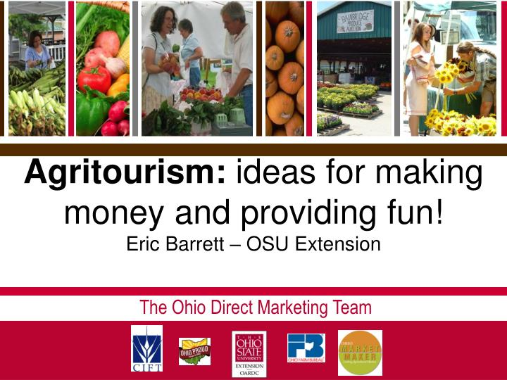 Agritourism ideas for making money and providing fun eric barrett osu extension l.jpg