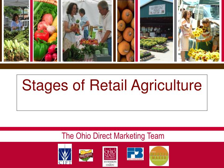 Stages of retail agriculture l.jpg