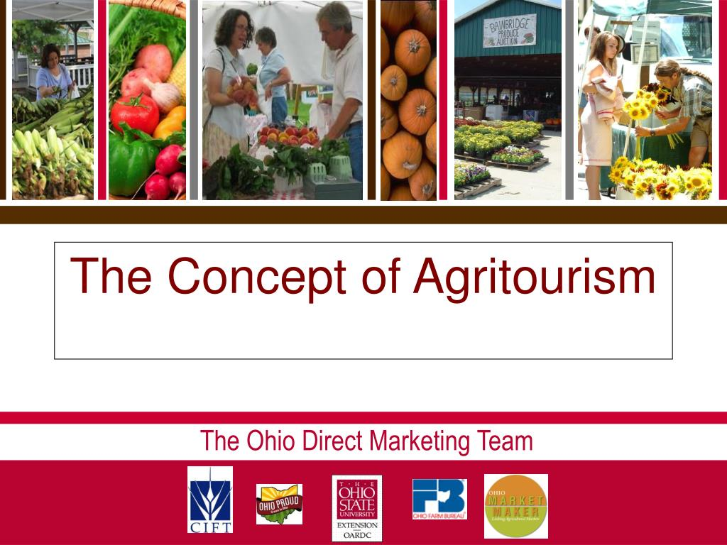 The Concept of Agritourism