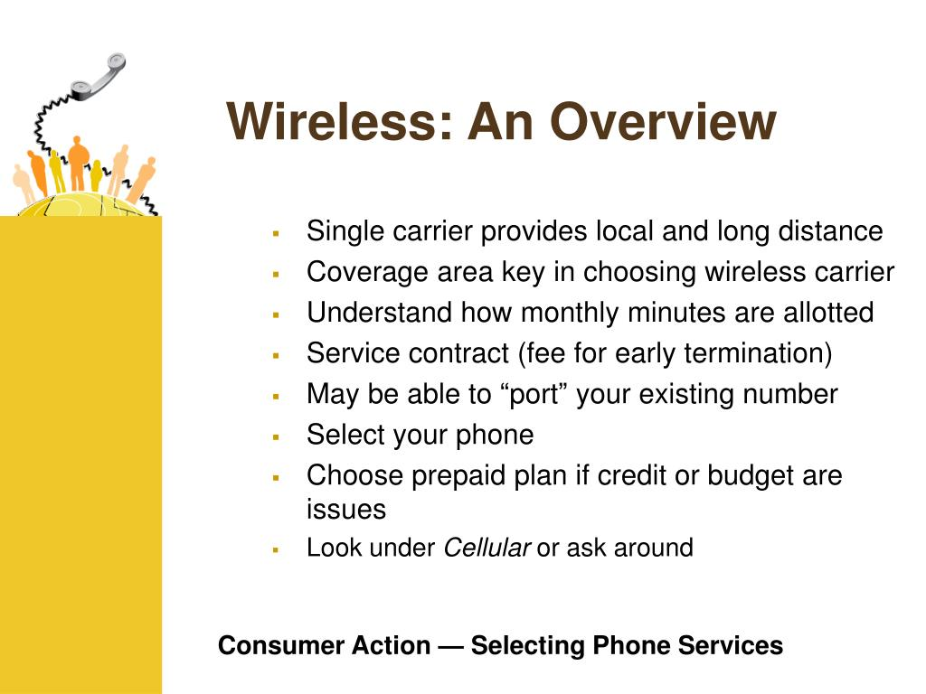 Wireless: An Overview