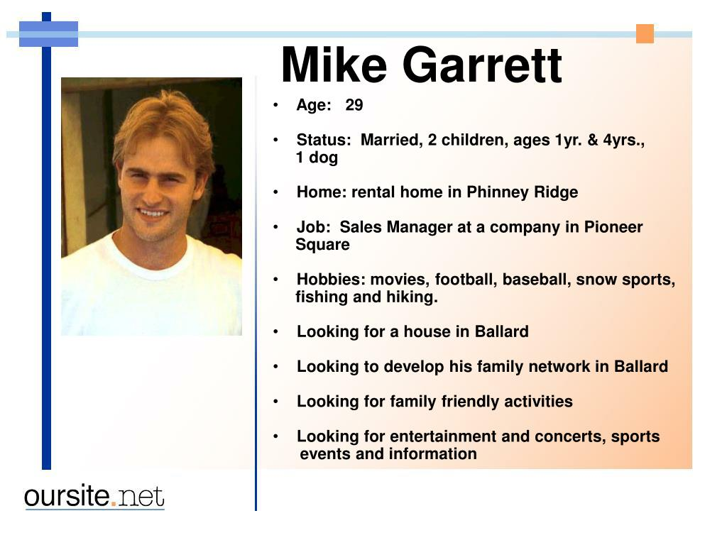 Mike Garrett