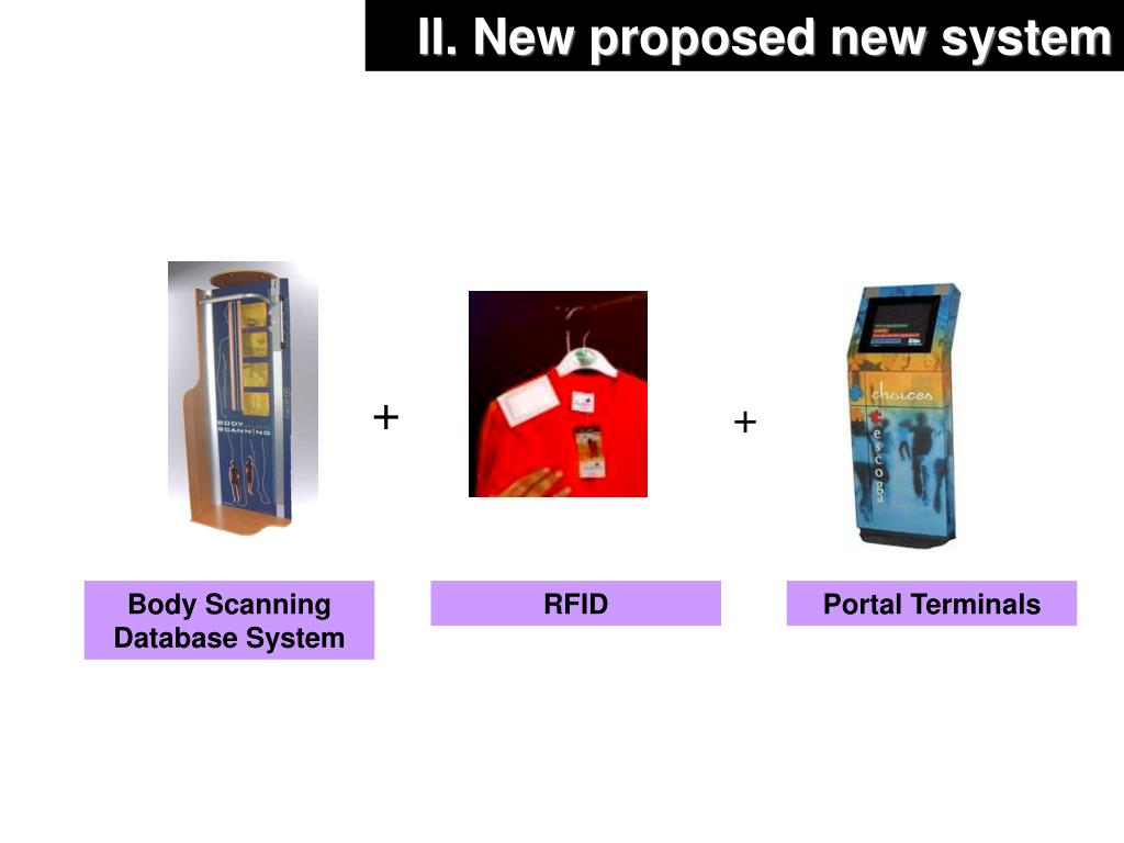 II. New proposed new system