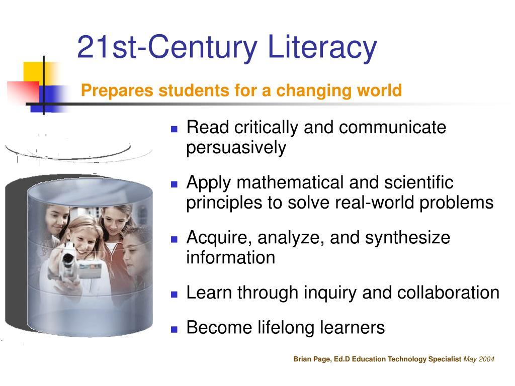Prepares students for a changing world