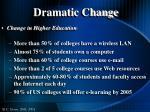 dramatic change7