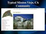 typical mission viejo ca community