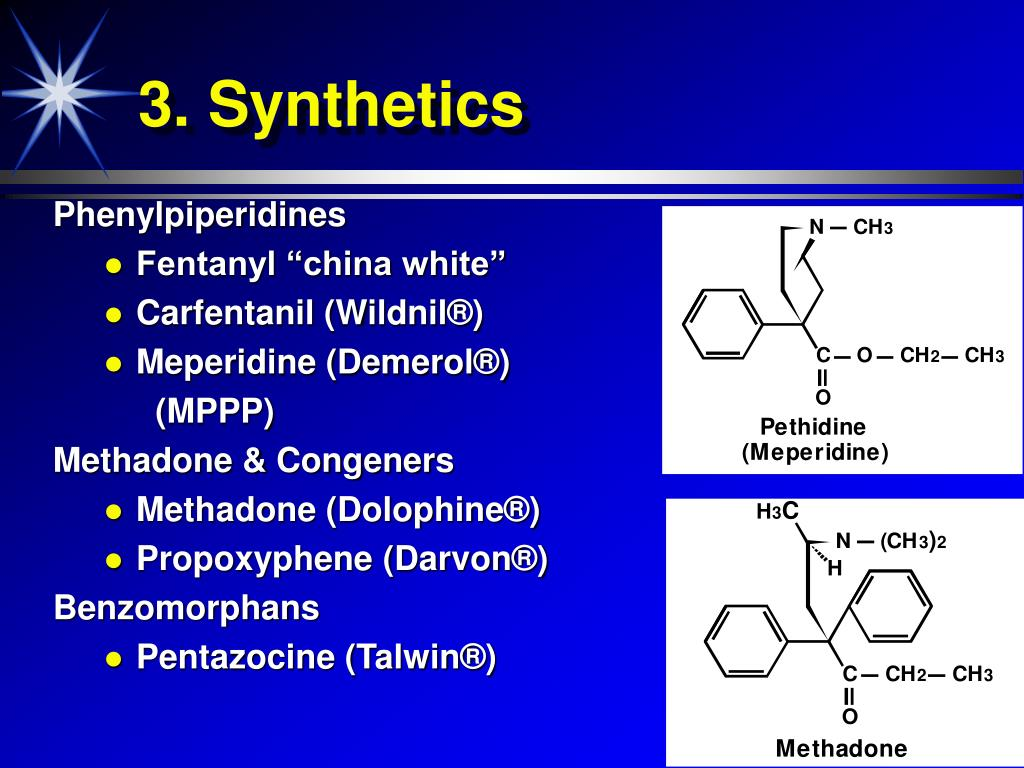 3. Synthetics