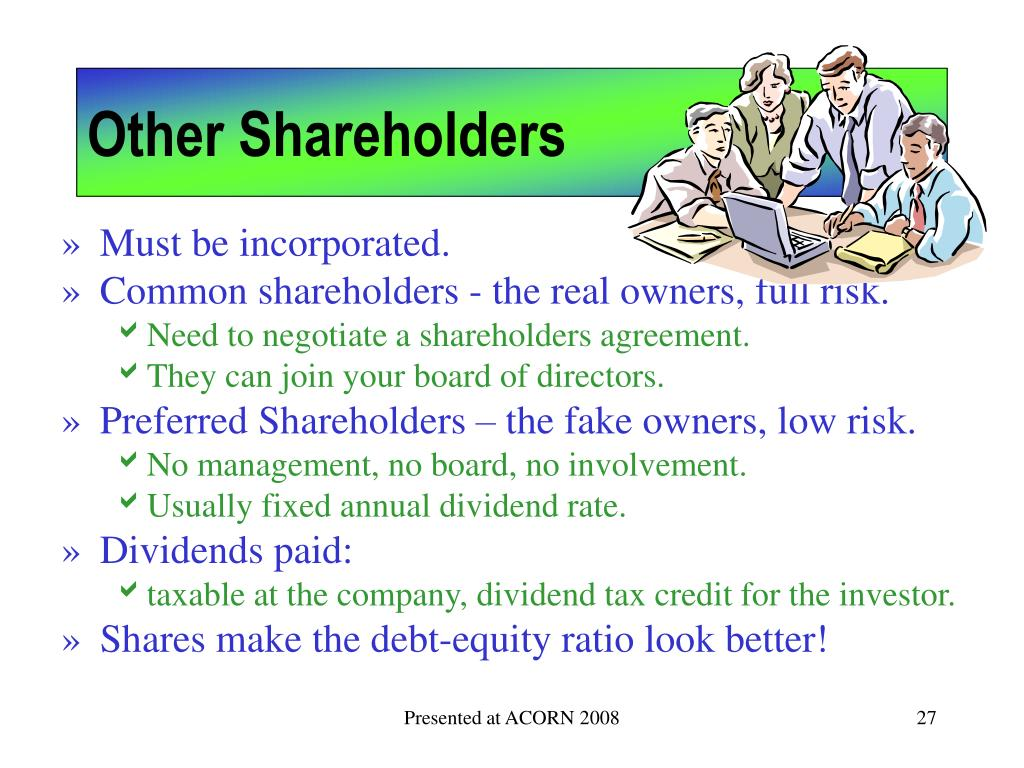 Other Shareholders
