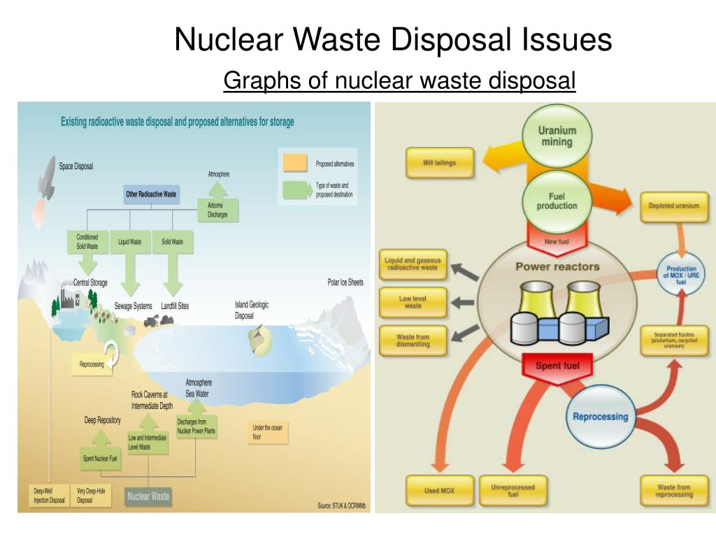 Nuclear Waste Disposal Issues