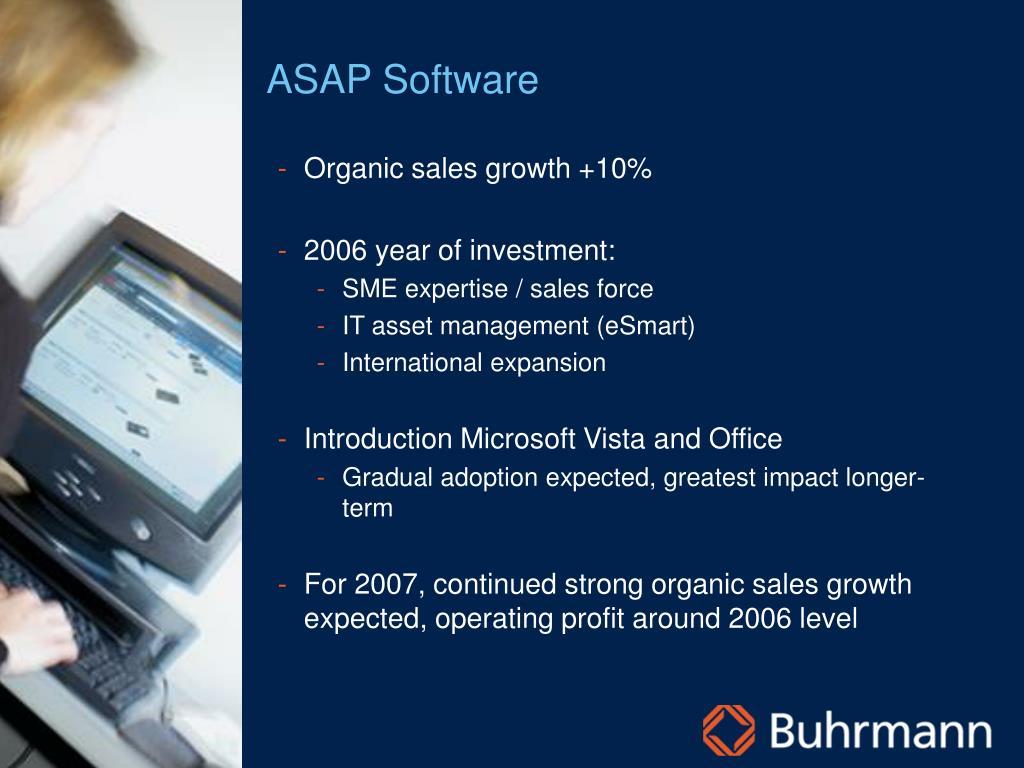 ASAP Software