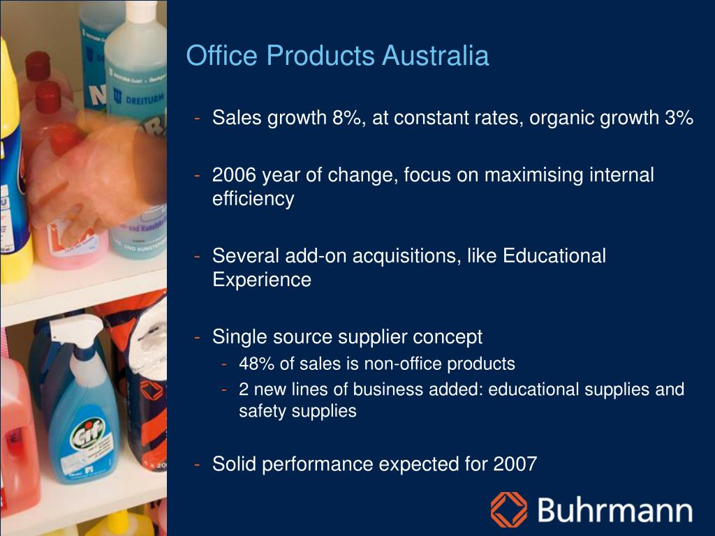 Office Products Australia