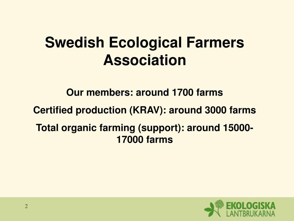 Swedish Ecological Farmers Association