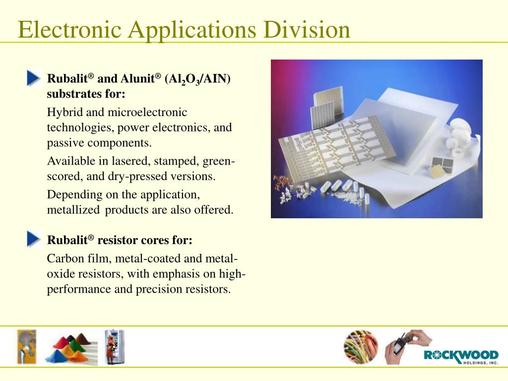 Electronic Applications Division