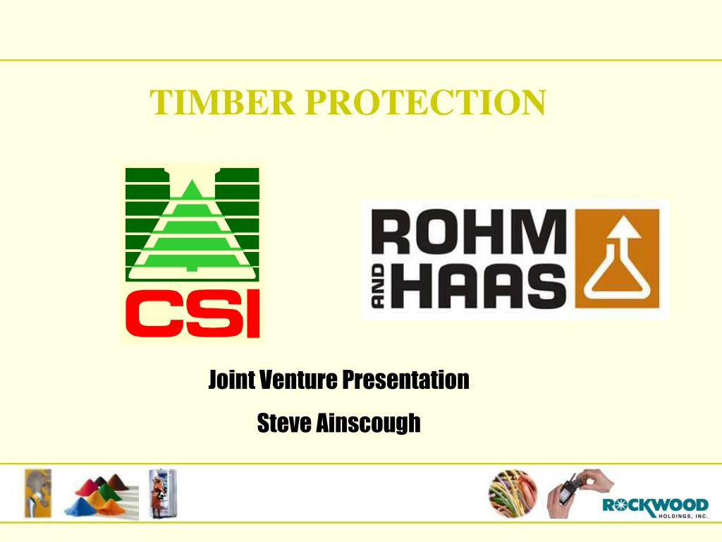 TIMBER PROTECTION