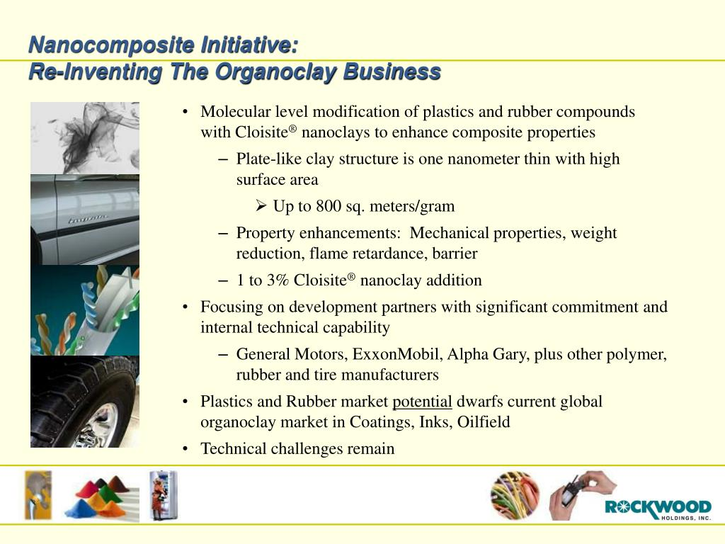 Nanocomposite Initiative: