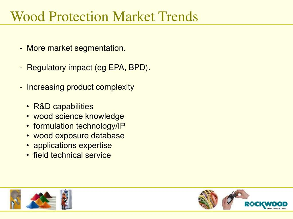 Wood Protection Market Trends