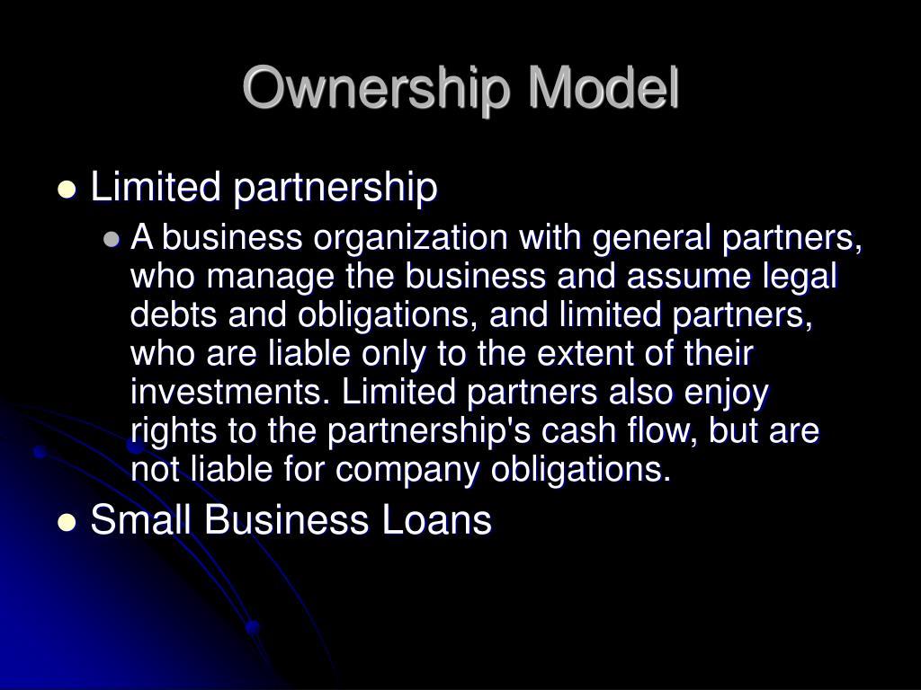Ownership Model