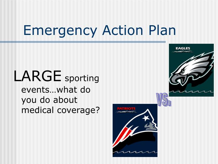 Emergency action plan2