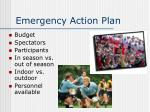 emergency action plan5
