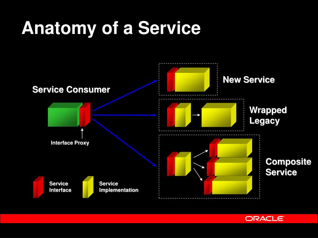 Anatomy of a Service