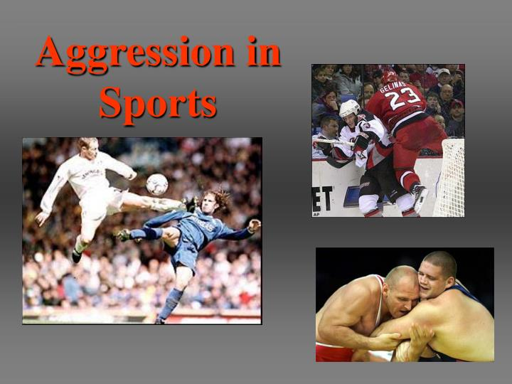 Aggression in Sports